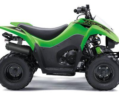2021 Kawasaki KFX 50 ATV Kids South Paris, ME