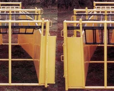 2020 For-Most Livestock Equipment Double Alley