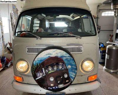 1970 Bus Campmobile