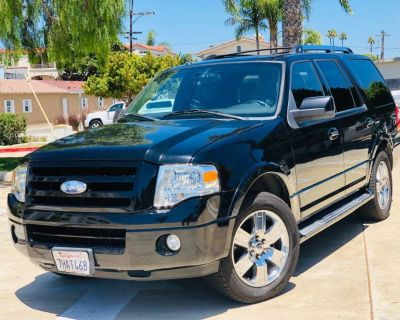 2009 Ford Expedition Limited V8 LOADED DVD NAVI Leather