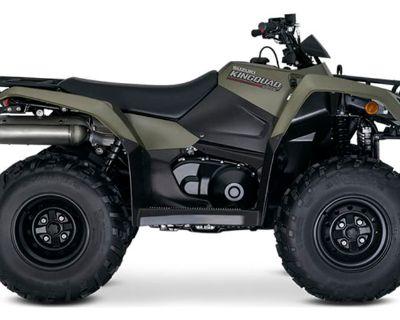 2022 Suzuki KingQuad 400ASi ATV Utility Laurel, MD