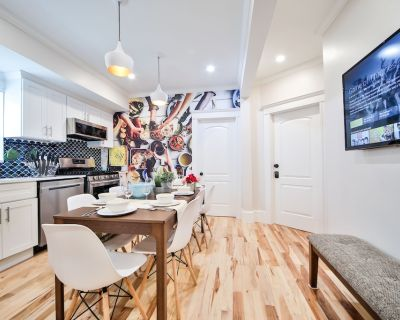 New-Chic Retreat mins from downtown W/Grill free Parking walk to Train - Upham's Corner