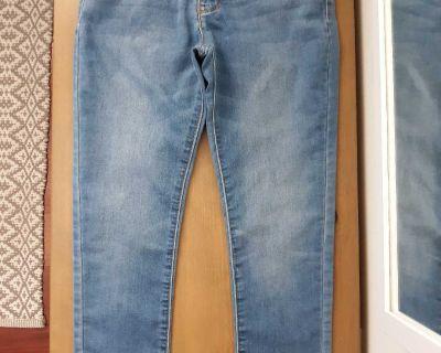 Size 8 Plus Crazy 8 Denim Jegging Pants Girls