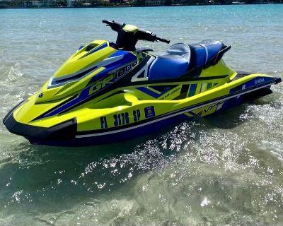 2020 Yamaha WAVERUNNER GP 1800R SVHO