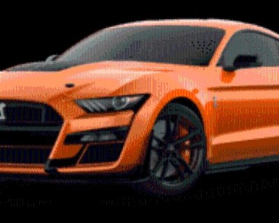 2020 Ford Mustang Shelby GT500