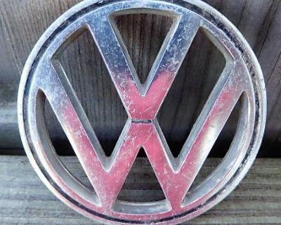 VW Front Hood Emblem