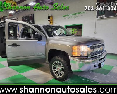 Used 2013 Chevrolet Silverado 1500 LT Ext Cab 6.6-ft. Bed 4WD