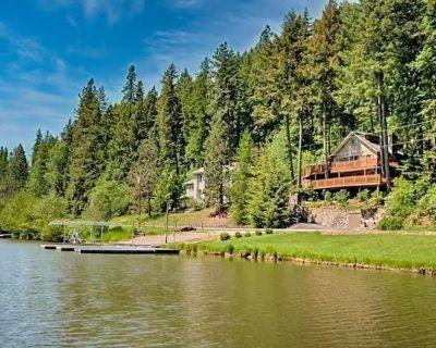 CDA Lakeside House. Includes dock slip, kayaks, & paddle boards - Coeur d'Alene