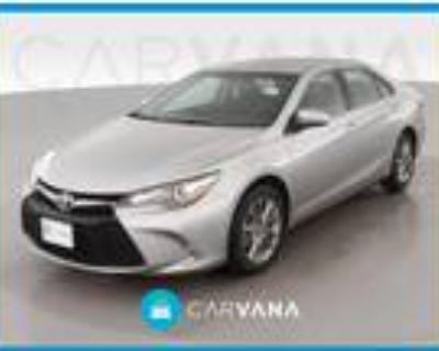 2015 Toyota Camry Silver, 48K miles