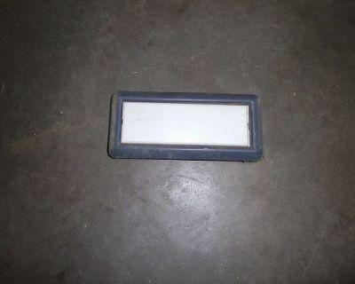 Interior Light Housing W/ Lens - 88-98 Chevy/gmc Truck