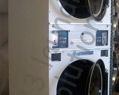 IPSO Stack dryer 120v 60hz 1ph L28STK30K White