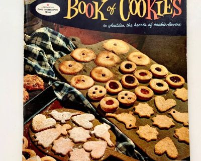 Good Housekeeping's Book Of Cookies. 1958