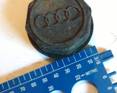 Center cap Audi
