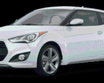 2016 Hyundai Veloster Turbo Automatic