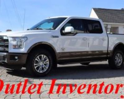 2016 Ford F-150 King Ranch SuperCrew 5.5' Box 4WD