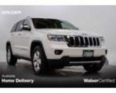 2011 Jeep grand cherokee White, 145K miles