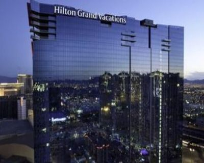 Elara Hilton Grand Vacation Deluxe King Suite - Las Vegas, Nevada - Las Vegas Strip