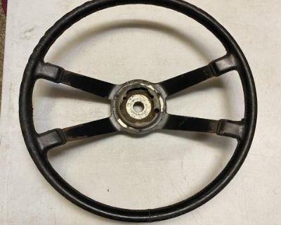 06/68 Porsche 911 steering wheel