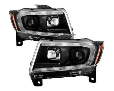 Brand-new Spyder Signature Series LED Headlights at CARiD
