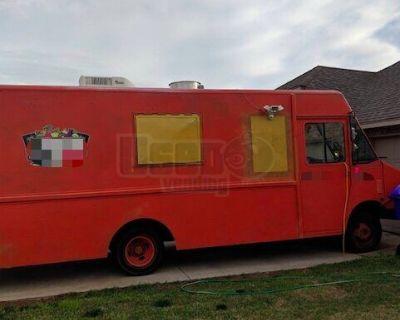 Used Chevrolet 27' Step Van Food Truck Mobile Kitchen on Wheels