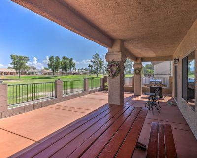 New! Bright Home w/ Pool, 3 Mi to Colorado River - Fort Mohave