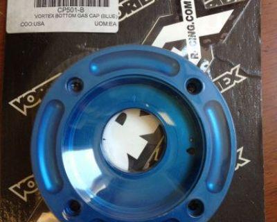 Vortex Suzuki Gas Cap Base / Blue / Cp501-b