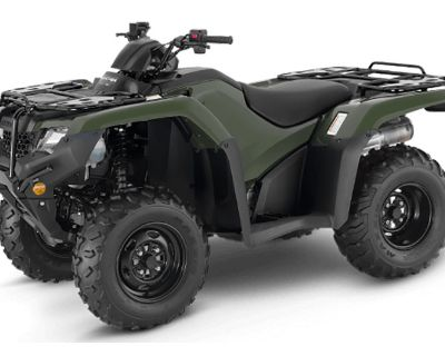 2021 Honda FourTrax Rancher ES ATV Utility Broken Arrow, OK