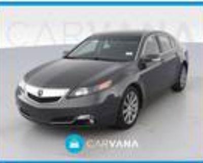 2013 Acura TL Gray, 91K miles