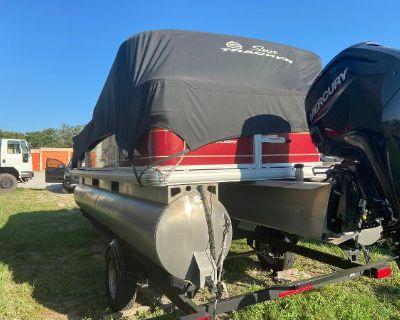 2021 Sun Tracker Bass Buggy 18 DLX