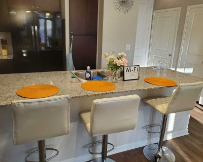 Luxury 2BD/2BA Med Center / NRG /Close to everything! Pool, 24hr Gym, Lounge - South Main