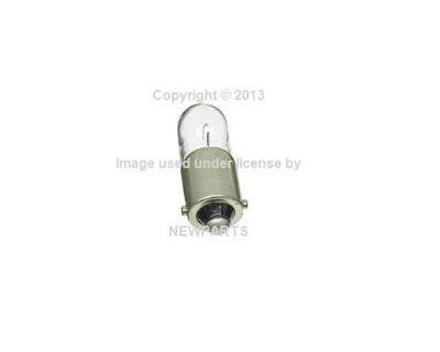 Mercedes W108 W109 W110 Bulbs 12v - 4w Osram Sylvania 072601012900