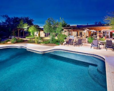 Bocce Court, Putting Green, Heated Pool, Spa, Fun Game Room, Concierge, More - North Scottsdale