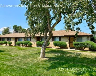 Hardwood Floors, Front & Side Entry, Large Grass Courtyard, On Site Laundry