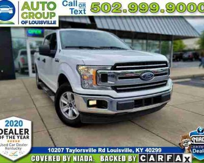 2019 Ford F150 SuperCrew Cab for sale