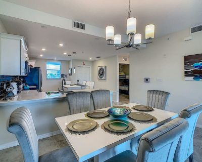 o LAST MINUTE OFFER o MIRROR - Brand New Condo!! (5 Min Disney and Outlet - Kissimmee