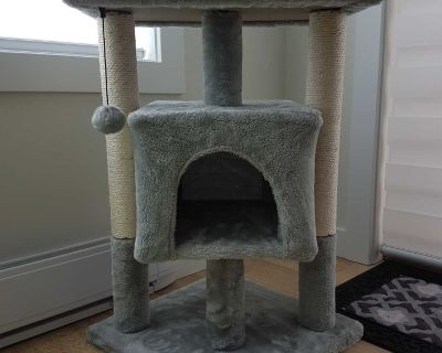 Cat tower and Lint rollers