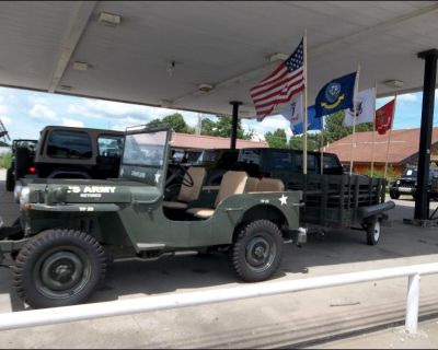 1951 Willys Jeep M 38