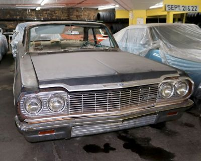 1964 Chevrolet Bel Air 2 DR. Coupe