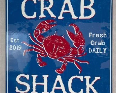 Crab Shack - Within walking distance to the local fishing and crab charters in the Noyo harbor - Fort Bragg