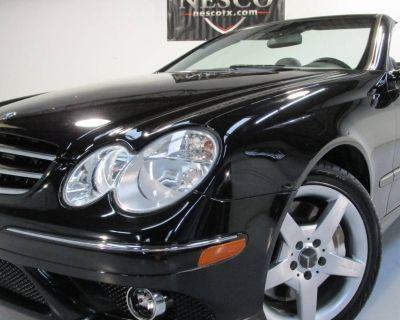 2006 Mercedes-Benz CLK CLK 500