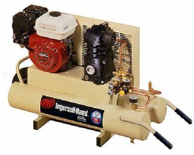new ingersol rand gas air compressor