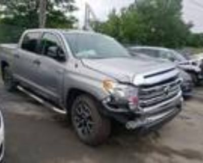 Repairable Cars 2016 TOYOTA TUNDRA for Sale
