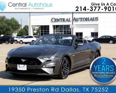 Used 2020 Ford Mustang GT Premium Convertible