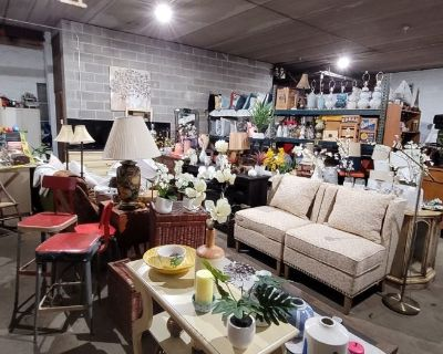 Revived Goods Warehouse Estate Sale