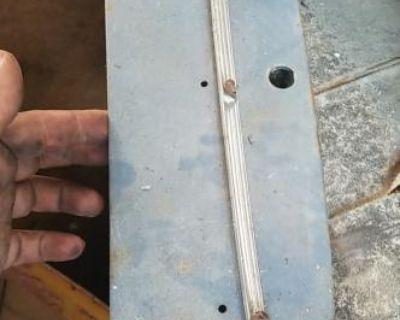 58-59 glove box door with trim