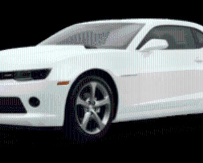 2014 Chevrolet Camaro LT with 1LT Coupe
