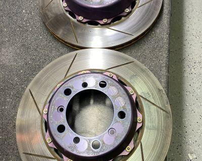 Giro Disc Rotors for 997 Carrera