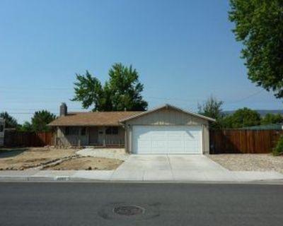 4681 Aster Dr, Reno, NV 89502 3 Bedroom House