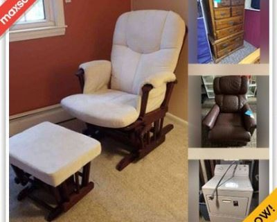 Weymouth Downsizing Online Auction - Oak Hill Rd