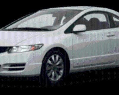 2009 Honda Civic EX Coupe Automatic